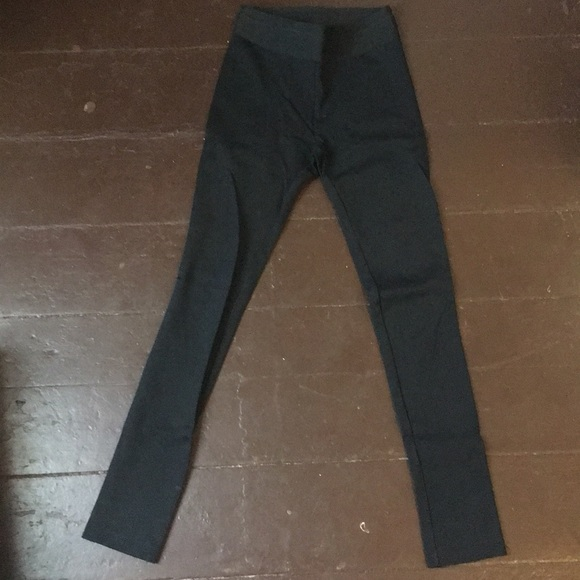 6c5ce0b976228 BCBGMaxAzria Pants | Mason Stretch Ponte Leggings | Poshmark